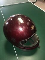 VINTAGE BELL MOTO MOTORCYCLE HELMET Metallic Red