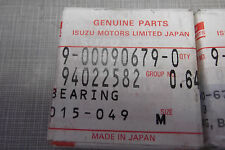 Isuzu Bearing 094022582-0 Gm# 940225820 *Free Us Shipping*