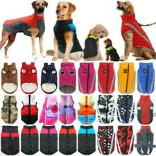 Padded Pet Dog Clothes Coat Vest Dogs Jacket Puppy Clothing Winter Warm Apparels
