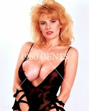 1990s NUDE 8X10 BIG BREASTS TITS LYNN LEMAY CLOSE UP PHOTO!! FROM ORIGINAL NEG