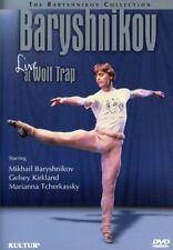Baryshnikov at Wolf Trap [New DVD]