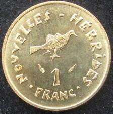 New Hebrides  Franc 1979  BU