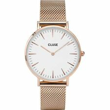 Cluse Damen Uhr La Boheme CL18112 Rose 38mm