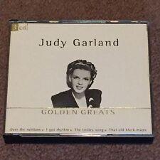 Golden Greats by Judy Garland (CD, Music, Pop, Show Vocals, 3-Disc Set, 2002)