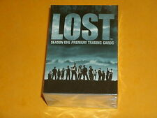 LOST Season One Official Base Set of 90 Premium Trading Cards Jack,Kate,Sawyer,