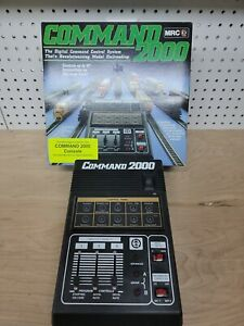 MRC Command 2000 console only