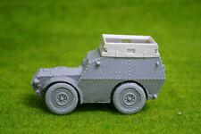 WW2 ITALIANO AUTOBLINDO AS37 corazzata TETTO una BLITZKRIEG Miniatures 1/56th scala/.