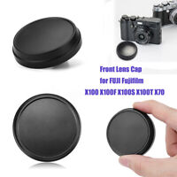 Metal Front Lens Cap Cover Protect For FUJI Fujifilm X100 X100F X100S X100T X70