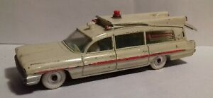 1960s Dinky Toys 263 Pontiac Superior Criterion ambulance