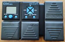 ZOOM Multieffekt Pedal G1Xon, sehr guter Zustand
