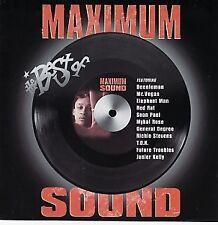 Various - Maximum Sound - The Best of - CD -