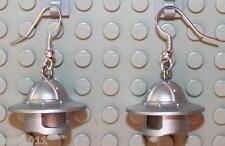 LEGO Earrings Castle Helmets NEW!!!