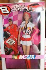 Nascar Barbie Pink Label Dale Jr. #8