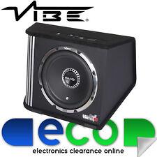 Vibe 1600 Watts BA Vented 12 Active Amplified 12 inch Car Sub Enclosure Bass Box
