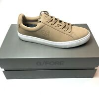 G/FORE G Fore Golf Mens Street Disruptor Shoes Size 9.5 Brown Khaki New with Box