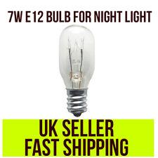 1 x E12 7W Bulb for Night Lights