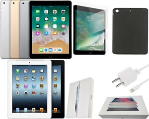 Apple iPad 4, 5, 6 All Colors 16GB, 32GB, 64GB, 128GB WiFi Only/AT&T/Sprint/more