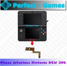 nappe bouton touche accueil HOME Button Flex Cable NINTENDO NEW 3DS et 3DS XL LL