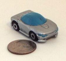 Small Micro Machine Plastic Mitsubishi SHR in Gray