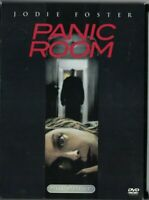 DVD PANIC ROOM JODIE FOSTER SUPERBIT USED