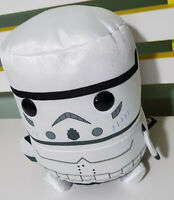 STORM TROOPER PLUSH TOY STAR WARS LUCASFILM CHARACTER TOY BUTTON EYE 22 CM TALL
