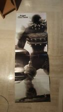 Shadow of the Colossus - Poster - Rare - Promo Official