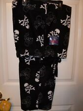 Croft & Barrow Skull Crossbones D Sleep Lounge Pajama PJ Pants Mens Large NWT