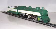 """Ho Scale Mehno 4-6-2 Southern """"Tennessean"""" 1380 Steam Engine & Tender Lot A21-13"""