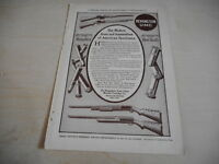 1916 MAGAZINE AD #A4-115 - REMINGTON UMC GUNS AND SHELLS
