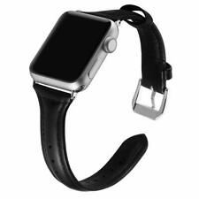 Genuine Leather Watch Band Wrist Strap Armband for Apple Watch Series 4 3 2 1