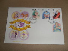 First Day Covers - Historical Events at the Theatre 1982