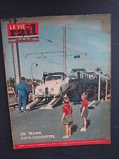 vie du rail 1963 892 FONTENAY LE COMTE MéRU SAINT FELIX DE REILLAC ET MORTEMART