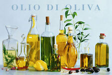 ART POSTER Olio di Oliva Olive Oil 24x36