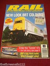 RAIL - NEW LOOK BRT COLOURS - SEPT 29 1993 # 210
