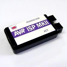 Avr Isp Mkii Compatible Usb Clone Programmer Atmel Isp Pdi Tpi Xmega Win7810