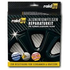 KIT REPARATION JANTE ALU NOIR BRILLANT RENAULT CLIO WILLIAMS