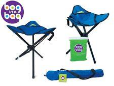 Boginabag (Bog in a bag) Foldable portable toilet / stool. Camping, festivals..