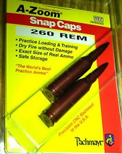 A-Zoom Precision Metal Snap Caps * 260 Rem *  # 12287 new!