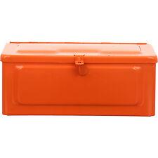 Werkzeugkasten Werkzeugkiste Fiat Traktoren 280 x 100 x 110 mm Metall orange