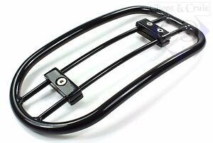 Gepäckträger - Solo Rack - Stahlrohr - schwarz