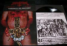 VOMITCHAPEL Damnatio LP  Revenge  Conqueror  Proclamation  Tyrant Goatgaldrakona