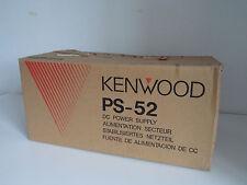 KENWOOD PS-52.........(CARDBOARD BOX ONLY).............RADIO_TRADER_IRELAND.