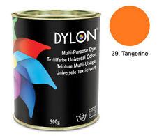 DYLON / DYRPO Tangerine Multi-Purpose Dye 500g Tin