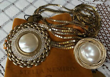 Mother of Pearl Mixed Metals Fashion Necklaces & Pendants