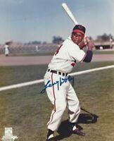 Larry Doby Autographed Signed 8x10 Photo ( HOF Orioles ) REPRINT