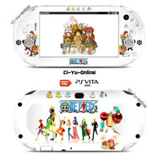 Ci-Yu-Online [PS Vita] One Piece #2 VINYL SKIN STICKER  PlayStation Vita 2000