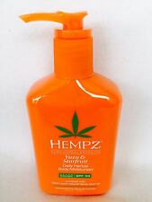 Hempz Yuzu & Starfruit Moisturizer Daily Herbal Moisturize Lotion 8.5 oz