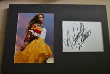 W Music Certified Original Collectable Film Autographs