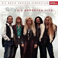 SILLY - MUSIK UNSERER GENERATION - DIE GRÖßTEN HITS  CD NEU