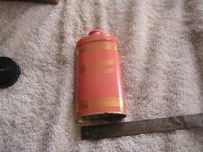 Vintage Avon Talc Tin Unforgettable